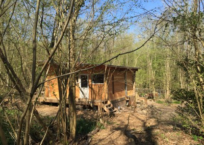 April 24th 2015 - The Cabin