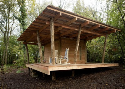 Amazing Spaces Woodland Cabin